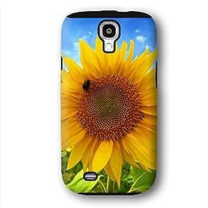 Sunflower Sunflowers Flower Flowers Samsung Galaxy S4 Armor Phone Case