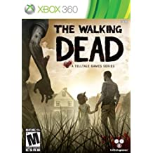 The Walking Dead - Xbox 360 Standard Edition
