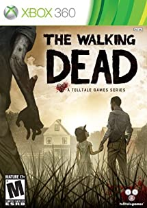 The Walking Dead - Xbox 360
