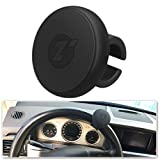 Car Steering Wheel Spinner Black- Zone Tech Silicone Power Handle- Suicide Steering Wheels Power Knob