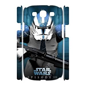C-EUR Star Wars Soldier Customized Hard 3D Case For Samsung Galaxy S3 I9300 by Maris's Diary