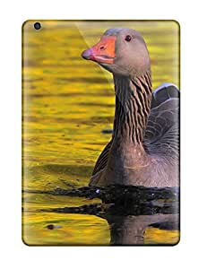 High-quality Durable Protection Cases For Ipad Air(greylag Goose)