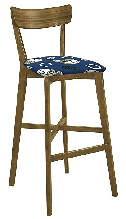 The Furniture Cove 1 30u201d Tall Walnut Finish Bar Stool With A Backrest  Featuring