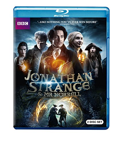 Blu-ray : Jonathan Strange and Mr Norrell (2 Pack, 2 Disc)