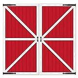 Beistle 52068 Barn Door Props Party Item