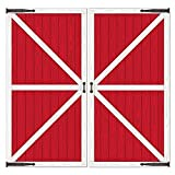Barn Door Props Party Accessory (1 count) (2/Pkg)