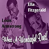 Ella Fitzgerald + Louis Armstrong - A Foggy Day