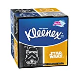 Kleenex Trusted Care Everyday Facial Tissues, Cube Box, 55 Tissues per Cube Box, 27 Packs