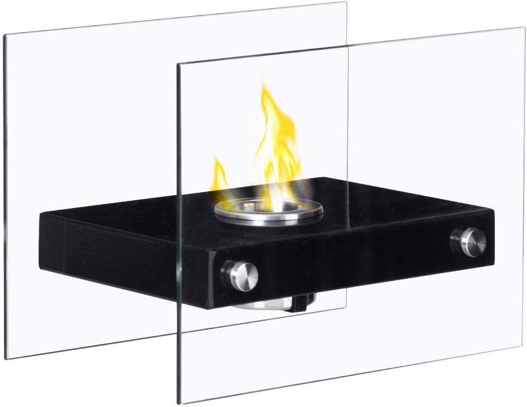 Amazon.com: Ventless - Bol de chimenea para interior y ...