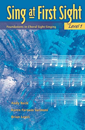 Pdf eBooks Sing at First Sight, Level 1: Foundations in Choral Sight-Singing
