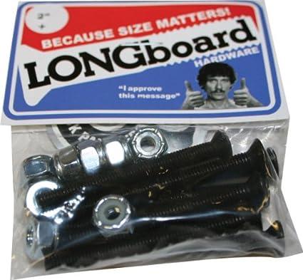 Amazon.com: shortys Single – Tabla de longboard hardware set ...