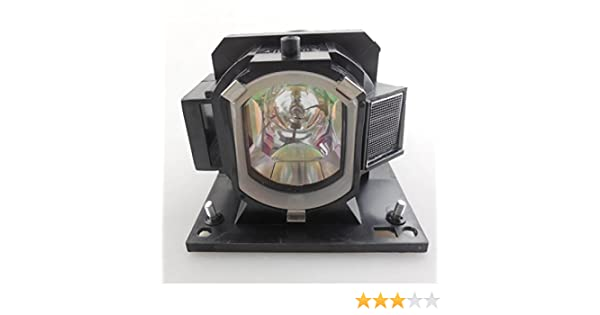 CTLAMP DT01411 Replacement Projector Lamp with Housing Compatible with Hitachi CP-A352WN CP-AW3003 CP-AW3019WNM CP-AW312WN CP-AX3503 CP-TW2503 CP-TW3003