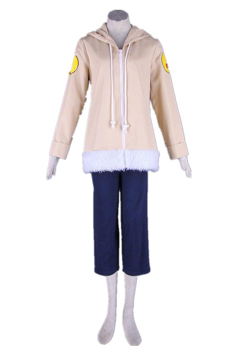 Amazon.com: Love Anime Ninja Shinobi Disfraz de Hinata: Clothing