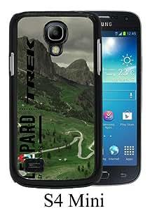 Best Sale Samsung Galaxy S4 Mini Case Trek Leopard Cycling Team Bicycle Racing Tour De Road Black Fashionable Samsung Galaxy S4 Mini Custom Case