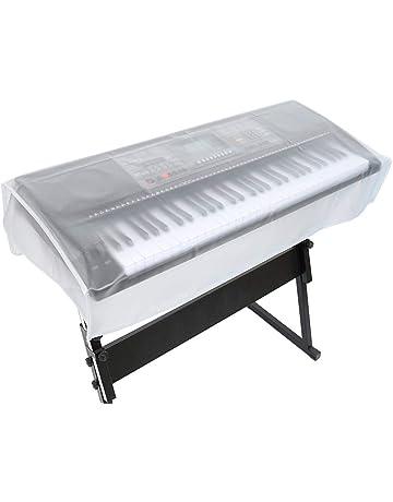 88 keys electric piano tastatur staubschutz pleuche staubdicht abdeckung # 1
