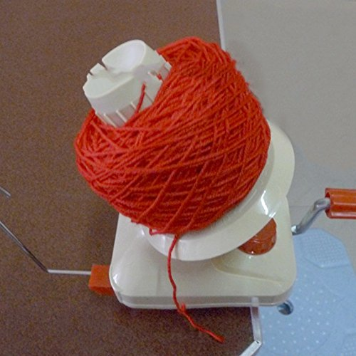 Windaze Portable Hand Operated Manual Wool Winder Holder for Swift Yarn Fiber String Ball (Small) by windaze (Image #2)