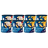 Gerber Graduates Lil Crunchies Mild Cheddar and Veggie Dip, 8 Count