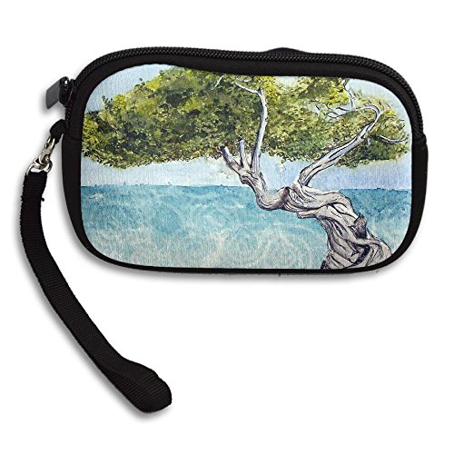 Divi Deluxe Bastract Small Portable Tree Purse Bag Receiving Painting Printing 6dxPqx
