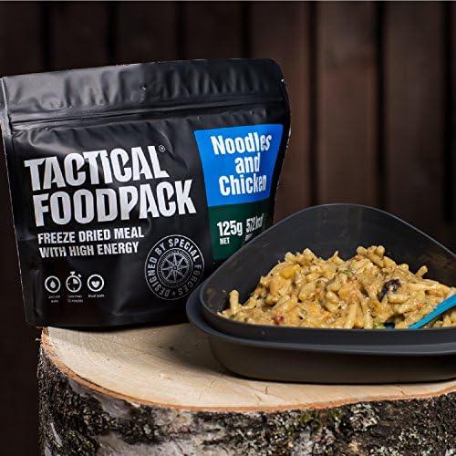 Pack de 6 Alimentos tácticos Alpha de Alta energía para Comida Seca: Amazon.es: Electrónica