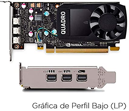 Lenovo Thinkstation Nvidia Quadro P400 2gb Gddr5 Mini Dpx3 Graphics Card With Lp Bracket