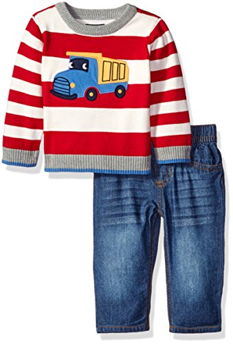 The Children's Place Baby Boys' Sweater Set,