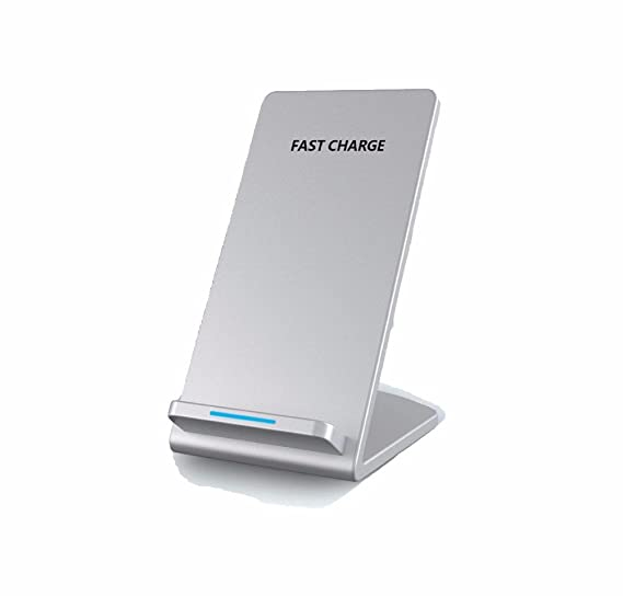 Wireless Charger Silver