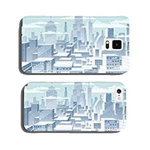 Cityscape Winter cell phone cover case iPhone5