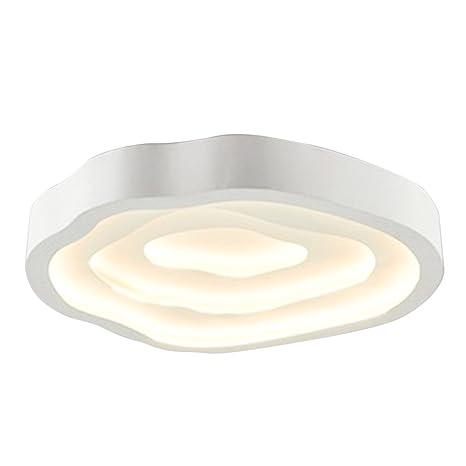 Homelava Lámpara de Techo 80W con LED Tira de Luz para Salón ...