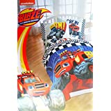 Nickelodeon Blaze and the Monster Machines Twin Comforter and Sheet Set