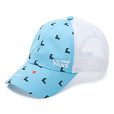 Vans 2018 Vuso Acer Norse Blue Trucker Hat at Amazon Women s ... 8bfcda079