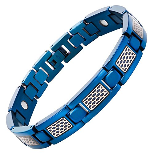 Titanium Magnetic Bracelet Adjusting Included