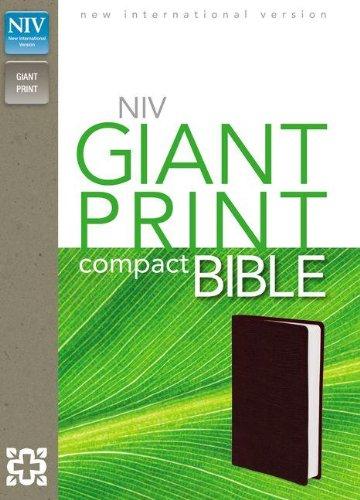 NIV-Giant-Print-Compact-Bible-Imitation-Leather-Burgundy