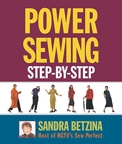 Power Sewing Step-by-Step (Sewing Step)