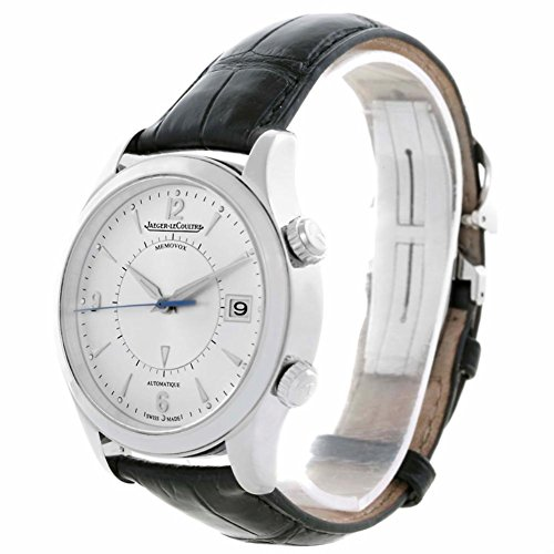 Jaeger LeCoultre Master automatic-self-wind Mens Reloj q1418430 (Certificado) de segunda mano: Jaeger LeCoultre: Amazon.es: Relojes