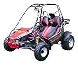 : Quantum by American SportWorks - 150cc 9.9hp Full Suspension Go Kart