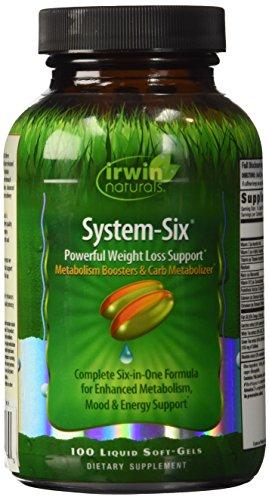 Irwin Naturals System Six Powerful Metabolism