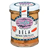 Bela-Olhao Sardines Tuna - Skipjack - Piri-Piri - Case of 6 - 6.7 oz
