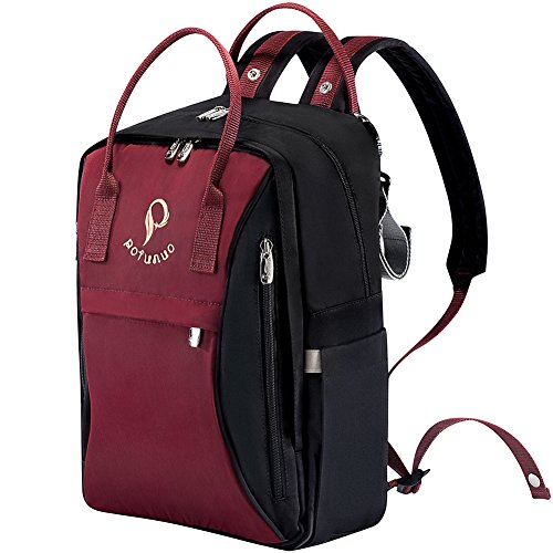 Baby Diaper Bag,Insulated Pockets Multi-Function Travel Back
