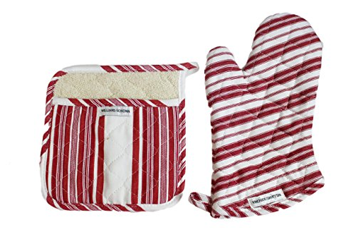 williams-sonoma-candy-cane-oven-mit-and-potholder