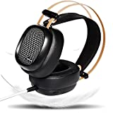 Adrance G20 3.5mm Gaming Headset for PC Desktop Computer Mac, RGB LED Lightweight Gaming Headphones with Microphone (Adapters are required to connect to PS4 Controller)