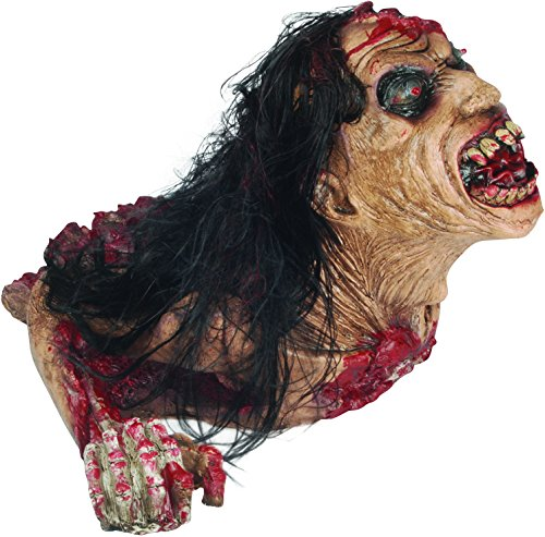 - Loftus International Creepy Crawling Half Body Halloween Decoration 24