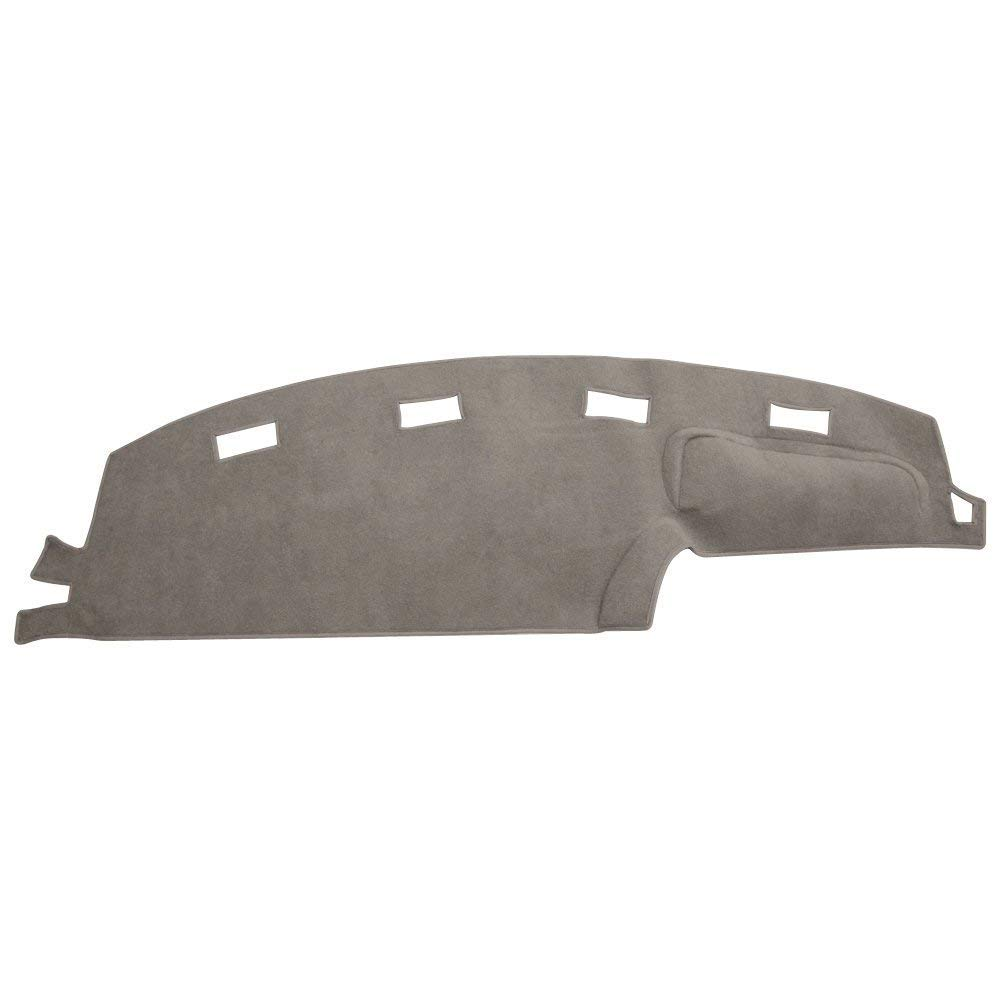 Hex Autoparts Dash Cover Mat Dashboard Pad for 94-97 Dodge Ram 1500 2500 3500 Truck Grey