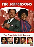 Jeffersons: Complete Sixth Seasons [DVD] [Import]