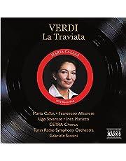 La Traviata (Santini, Turin Rai Orchestra, Callas)