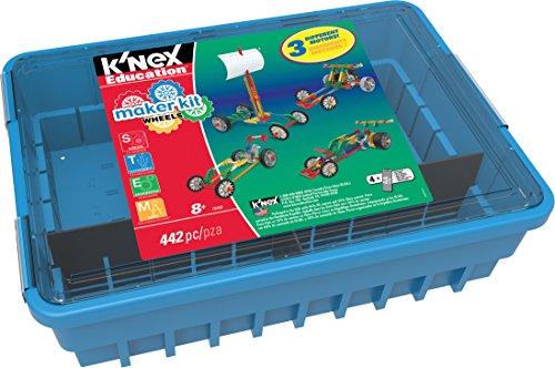 K'NEX Education Maker's Kit Wheels (Space Education Kits)