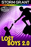 Lost Boys 2.0: a gay paranormal action adventure (Borderless Observers Org. (B.O.O.) Book 2)