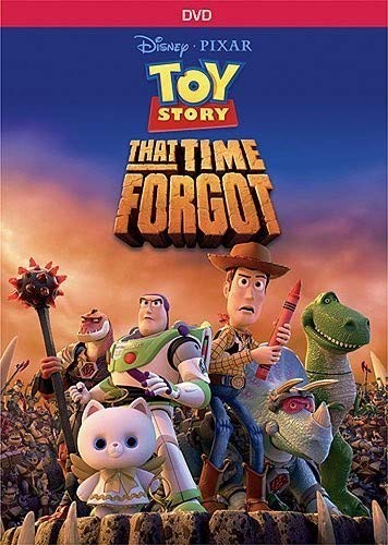 Toy Story that Time Forgot DVD -