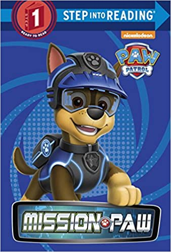Book Mission PAW (PAW Patrol) (Step into Reading)