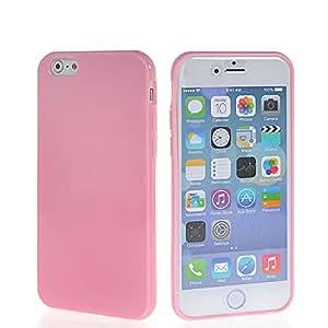 "Prayker® Carcasa de TPU Gel silicona cubierta protectora Caso Tapa Funda Case para iPhone 6 (4.7"") Rosa"