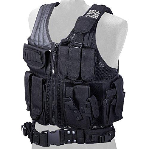 REEHUT Breathable Tactical Vest